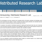 distributed-research-lab