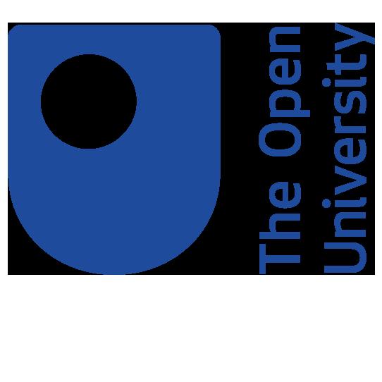 Logo for the Open University