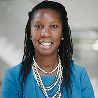 Member at large: Shenita Ray, Georgetown University, School of Continuing Studies