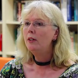 Member at large: Rebecca Ferguson, The Open University, UK