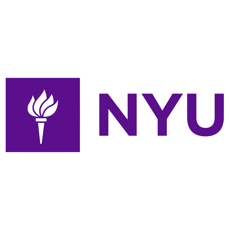 Logo for NYU