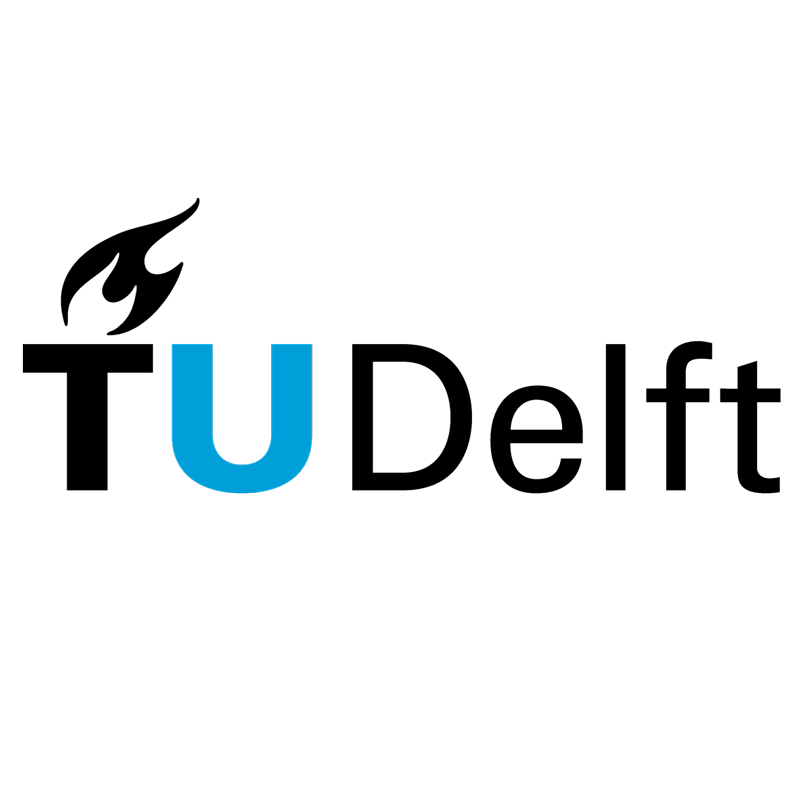Logo for TU Delft