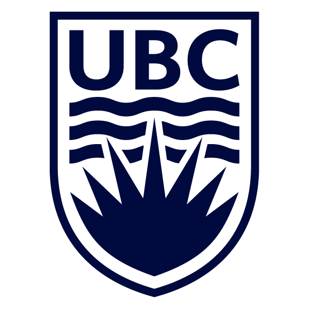Logo for the University of British Columbia