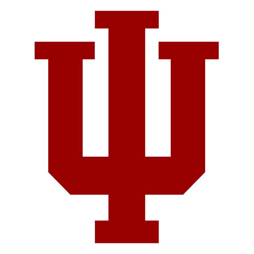 Logo for Indiana University